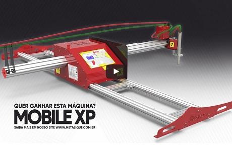 Promoção Metalique Concorra a uma Mobile XP