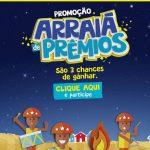 Promoção Mondelez Arraiá de Prêmios