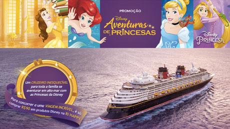 Promoção Ri Happy Aventuras de Princesas