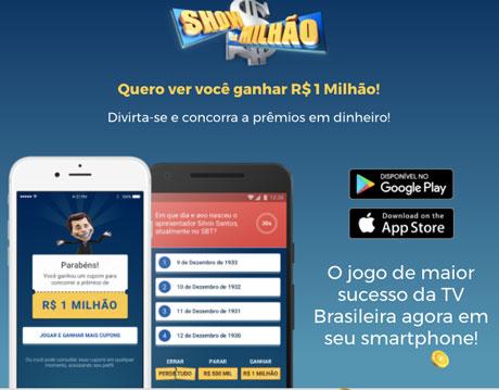 Promoção SBT Show do Milhão