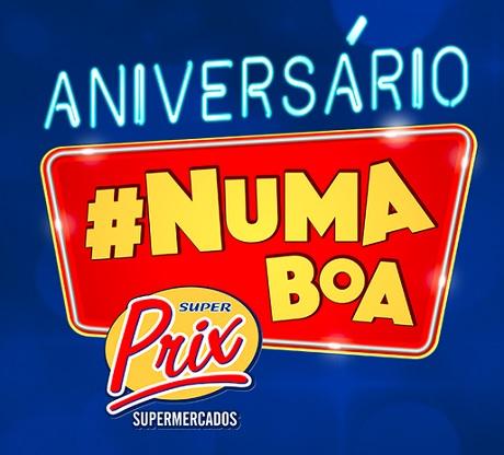 Promoção SuperPrix Supermercados Aniversário Numa Boa