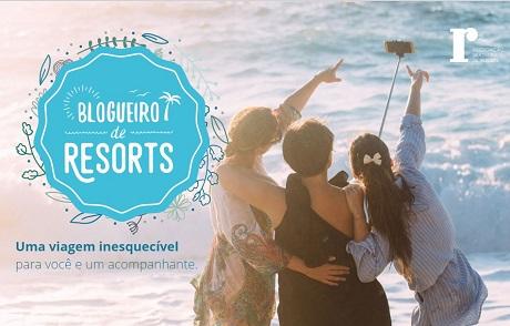 Promoção Blogueiro de Resorts