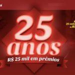 Promoção Café Jandaia 25 Anos