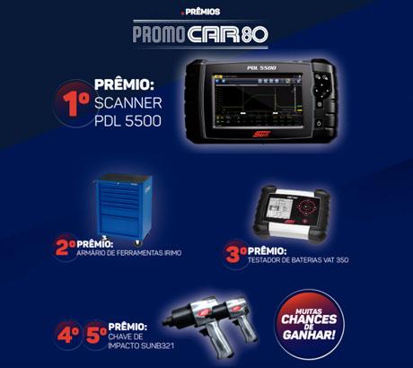 Promoção Promocar80