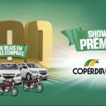 Promoção Aniversário Show de Prêmios Copérdia 50 Anos