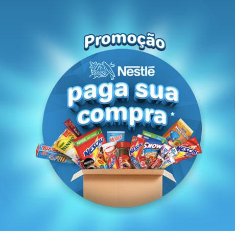 Promoção Nestlé Paga Sua Compra