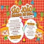 Concurso Cultural São João Danado de Bom