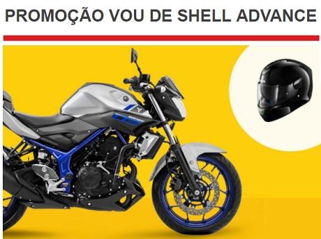 Promoção Vou de Shell Advance