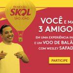 Promoção Skol São João