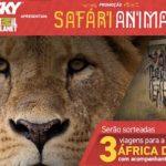 Promoção Sky Safari Animal