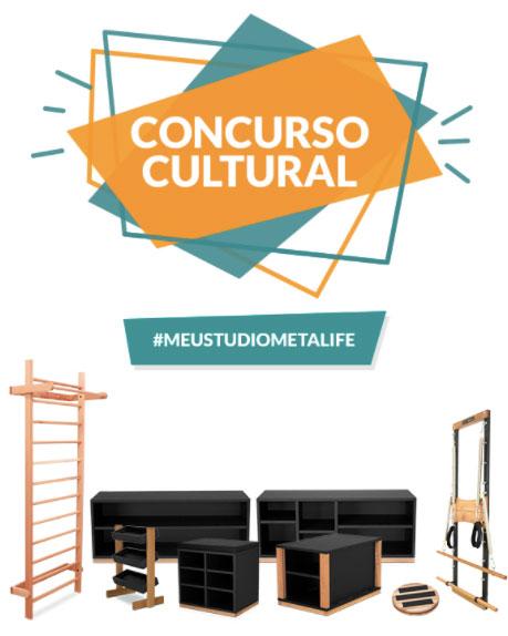 Concurso Cultural Meu Studio Metalife
