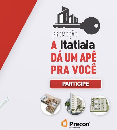 Promoção A Itatiaia Dá Um Apê Pra Você