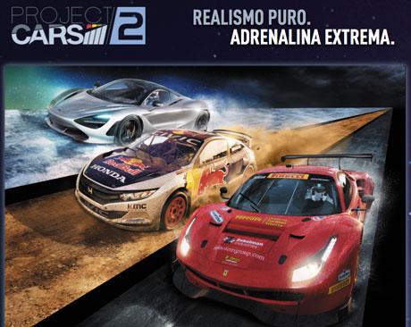 Promoção Bandai Namco Realismo Puro, Adrenalina Extrema