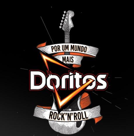 Promoção Doritos Garage Rock In Rio