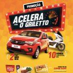 Promoção Acelera para o Griletto