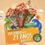 Promoção Viajando Nos 21 Anos Nutty