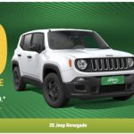 Promoção Petrobras 20 Jeep Renegade