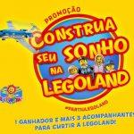 Promoção Ri Happy Construa Seu Sonho na Legoland