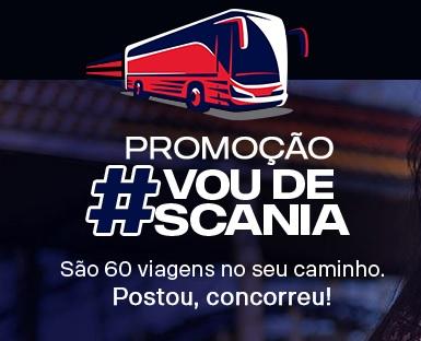 Promoção Vou de Scania