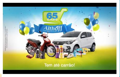 Promoção Althoff Supermercados Ofertas e Prêmios Todo Dia