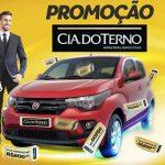 Promoção Cia do Terno Você de Carro Zero