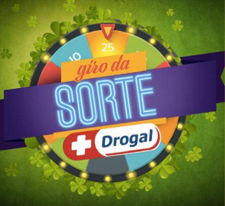 Promoção Giro da Sorte Drogal