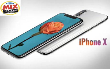Promoção Mix FM Quer ganhar um iPhone X?