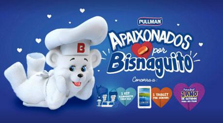 Promoção Apaixonados por Bisnaguito Pullman