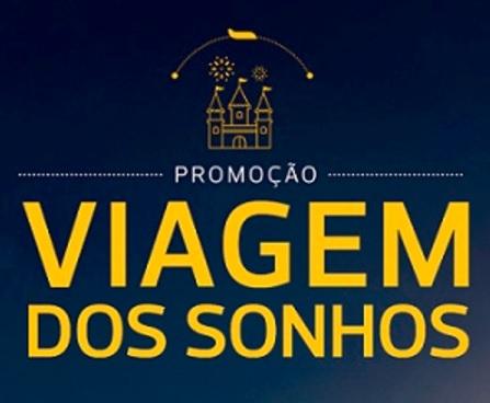 Promoção Viagem dos Sonhos Rio Galeão