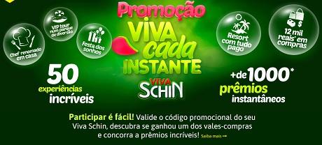 Promoção Viva Cada Instante Viva Schin