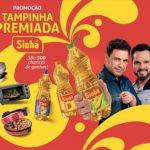 Promoção Tampinha Premiada Sinhá