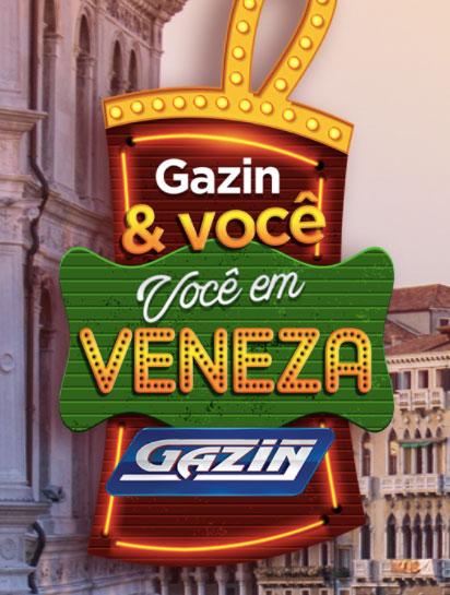 Promoção Gazin & Você, Você em Veneza