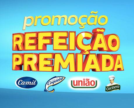 Promoção CamilRefeição Premiada