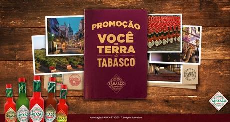 Promoção Você Na Terra do Tabasco