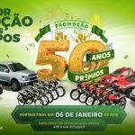 Promoção Cooperalfa 50 anos 50 prêmios