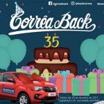 Promoção Corrêa Back 35 Anos de Felicidade Todo Dia