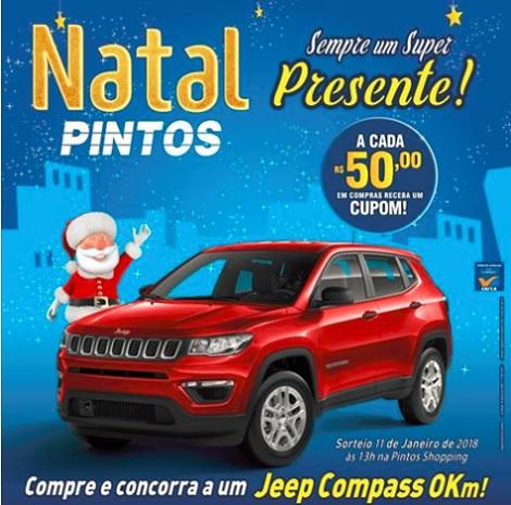 Promoção Natal Pintos