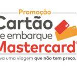 Promoção Cartão de Embarque Mastercard