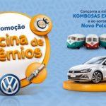 Promoção Volkswagen Oficina de Prêmios