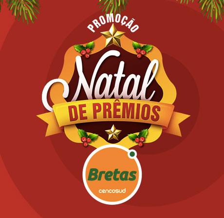 Promoção Bretas Natal de Prêmios