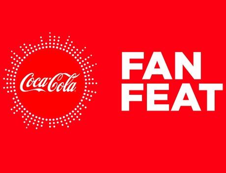 Promoção Coca-Cola Fan Feat