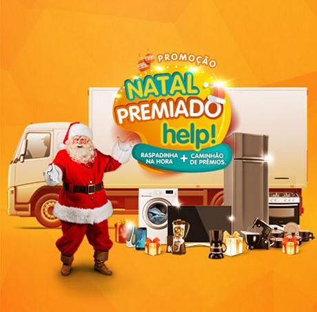 Promoção Natal Premiado Help