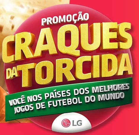 Promoção LG Craques Da Torcida