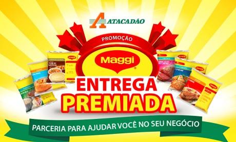 Promoção Maggi Entrega Premiada