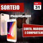 Promoção Planeta dos Importados Sorteio Iphone 8 Plus