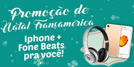 Promoção Transamérica Natal Pop