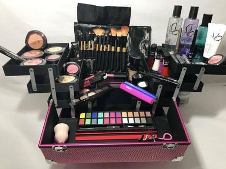 Promoção Caixa de Pandora Maleta de Maquiagem Vult
