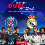Promoção Duel Du Monde Você no Jogo Mais Esperado da Champions