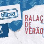 Promoção Tilibra e MTV Ralação de Verão