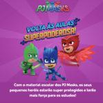 Concurso Cultural Volta Às Aulas Superpoderosa